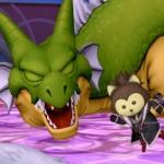 【DQ10】ドラゴン実装初日。練習札で挑戦、自分とサポート仲間3人で倒せる!