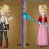 【DQ10】ドラクエⅩで、FF7に登場するティファとエアリスを再現してみた